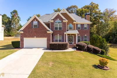 Douglasville GA Single Family Home Under Contract: $314,100