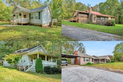 Habersham County Single Family Home For Sale: State Hwy 17