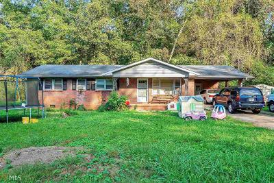 Habersham County Single Family Home Under Contract: 512 Bartley Wilbanks Rd