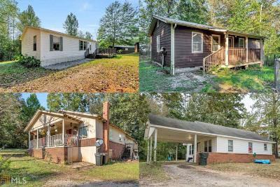 Habersham County Single Family Home For Sale: 825 State Hwy 17