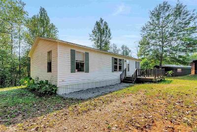 Habersham County Single Family Home Under Contract: 176 Waterway Ct