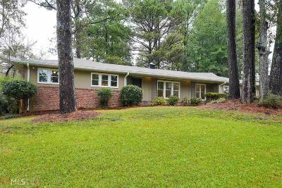 Tucker Single Family Home Under Contract: 4126 Idlevale
