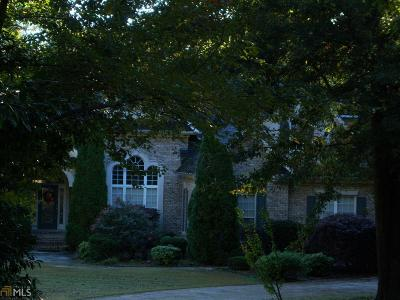 Conyers Single Family Home For Sale: 1201 Springwood Dr