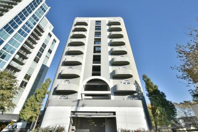 Bradford On Peachtree Condo/Townhouse For Sale: 2161 Peachtree Rd #902