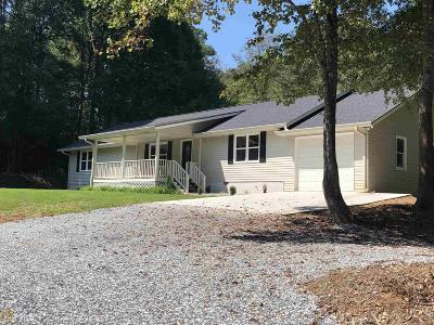 Clarkesville Single Family Home For Sale: 425 Oak Springs