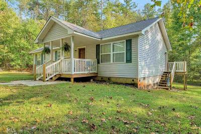 Habersham County Single Family Home Under Contract: 2544 State Hwy 17