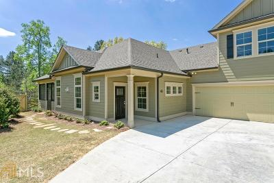 Acworth Condo/Townhouse Under Contract: 55 Cedarcrest Village Ln