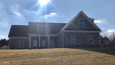 Griffin Single Family Home Under Contract: 1124 Birchwood Dr