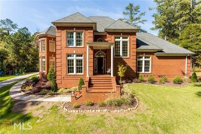 Acworth Single Family Home For Sale: 2449 Acworth Due West Rd