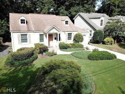 Decatur Single Family Home New: 123 Dogwood Way