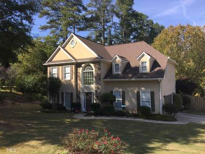 Roswell Single Family Home For Sale: 1505 Hawkins Cv Trl