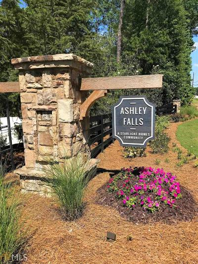 Douglasville Single Family Home For Sale: 7235 Lacey Dr #156