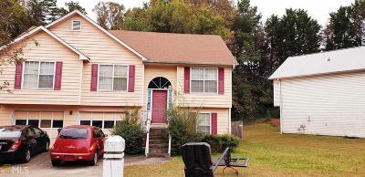 Smyrna Single Family Home For Sale: 2410 Brooks Ct