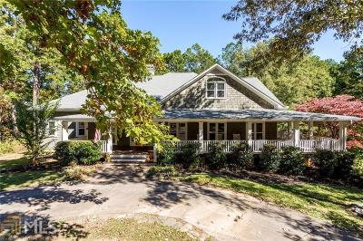 Cartersville Single Family Home Under Contract: 367 Bingham Rd