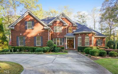 Covington Single Family Home Under Contract: 120 Kinloch Ct