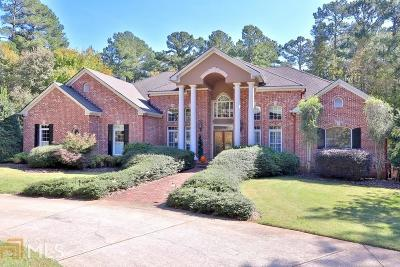 Kennesaw Single Family Home For Sale: 5211 Hadaway Rd
