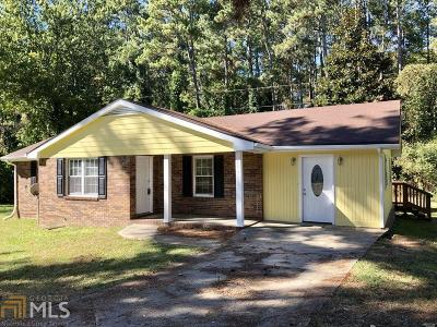 Winder Single Family Home For Sale: 409 Watson Rd