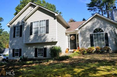Dawsonville Single Family Home New: 12 Flagman St