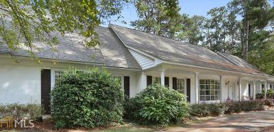 Kennesaw Single Family Home For Sale: 5191 Hadaway Rd