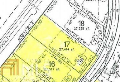 Whitesburg GA Residential Lots & Land For Sale: $25,000