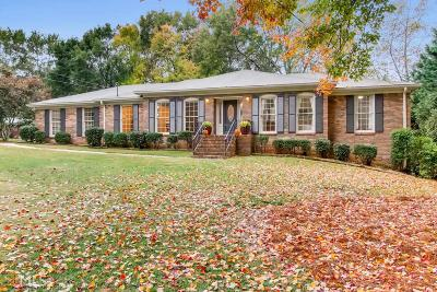 Smyrna Single Family Home Under Contract: 820 Austin Dr