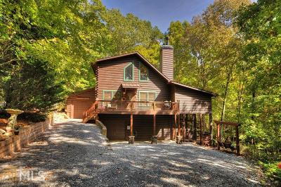 Gilmer County Single Family Home For Sale: 73 Cherokee Dr