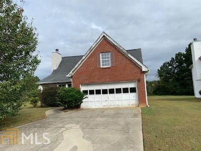 Powder Springs Single Family Home Under Contract: 4214 Sorrells Blvd
