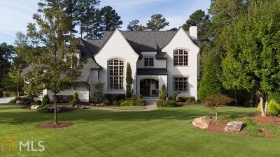 Duluth, Suwanee Single Family Home For Sale: 4894 Kettle River Point