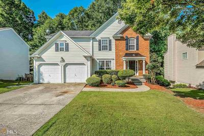 Alpharetta Single Family Home New: 260 Relais Trce