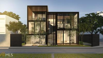Ansley Park Single Family Home For Sale: 73 E Park Ln