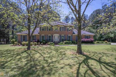 Fayetteville Single Family Home Under Contract: 232 Brogdon