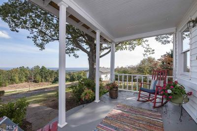Banks County Single Family Home Under Contract: 500 Davison St