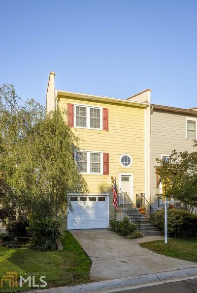 Decatur Condo/Townhouse Under Contract: 222 Forkner Dr #3