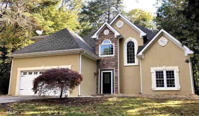 Cumming Single Family Home New: 2120 Davis Dr