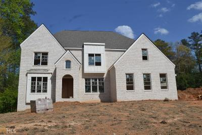 Marietta Single Family Home For Sale: 318 Indian Hills Trl