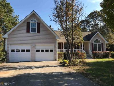 Loganville Single Family Home For Sale: 4300 Fox Chase