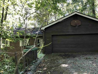 Kennesaw Single Family Home Under Contract: 3434 Timber Lake