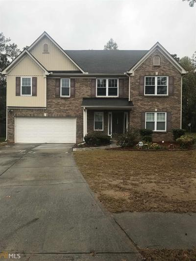 Snellville Single Family Home For Sale: 4603 Beau Point Ct