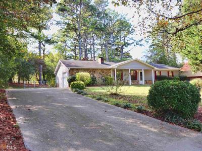 Grayson Single Family Home Under Contract: 2583 Brocklin Dr