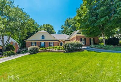 Marietta Single Family Home For Sale: 4048 Bradbury Dr