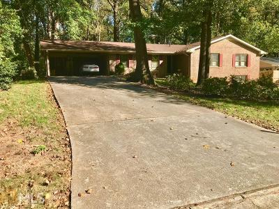 Tucker Single Family Home Contingent With Kickout: 1793 Oak Crest Ct