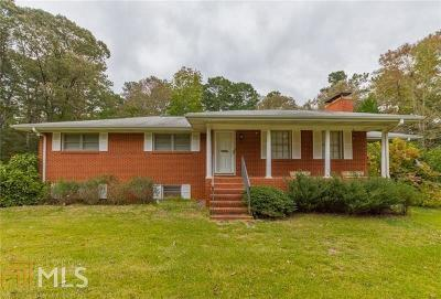 Douglasville Single Family Home For Sale: 4947 Stewart Mill Rd