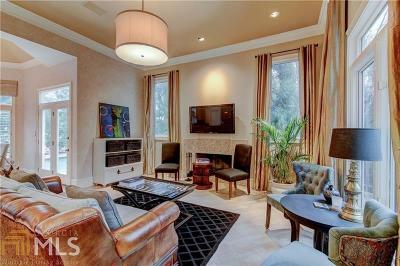 Atlanta Country Club Single Family Home For Sale: 303 Rolling Rock Rd