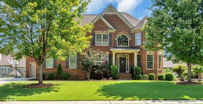 Dacula Single Family Home For Sale: 681 Valla Crucis Ln