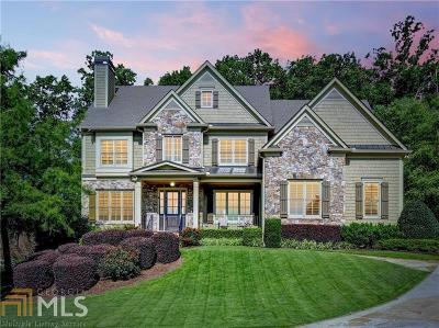 Kennesaw Single Family Home For Sale: 2263 Tayside Xing