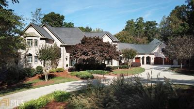 Alpharetta Single Family Home Under Contract: 1639 Eversedge Dr