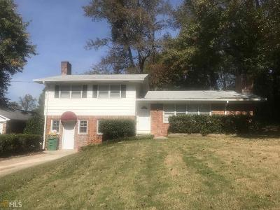Clarkston Single Family Home New: 1037 Mell Ave