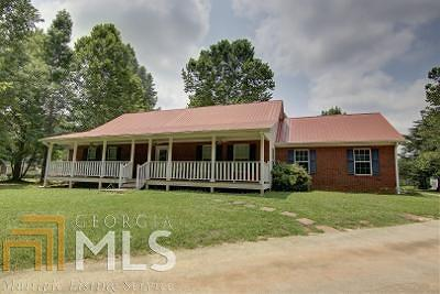 Oxford Single Family Home For Sale: 196 Georgia Highway 81