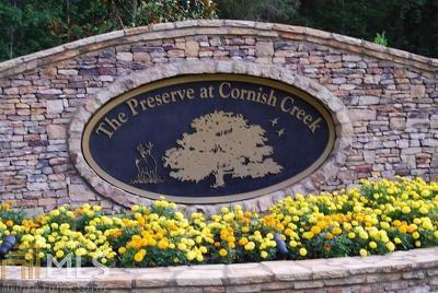 Covington Residential Lots & Land For Sale: 15 Cornish Creek Ln