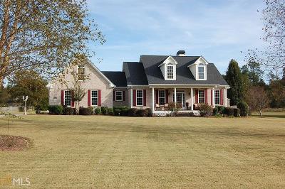 Loganville Single Family Home Under Contract: 2861 N Sharon Church